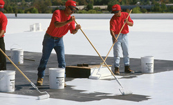 Tulsa's Best Commercial Spray On Roofing